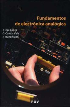 Portada de Fundamentos De Electronica Analogica