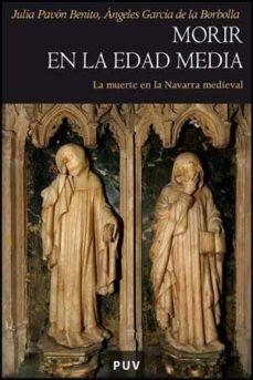 Portada de Morir En La Edad Media