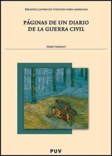 Portada de Paginas De Un Diario De La Guerra Civil