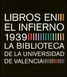 Portada de Libros En El Infierno 1939