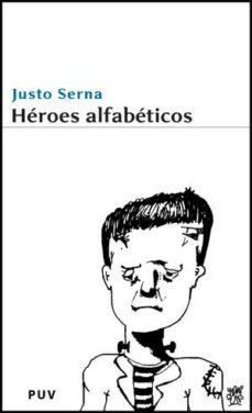 Portada de Heroes Alfabeticos