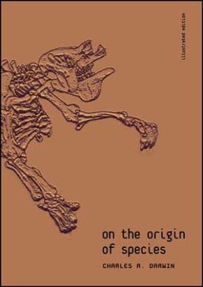 Portada de On The Origin Of The Species