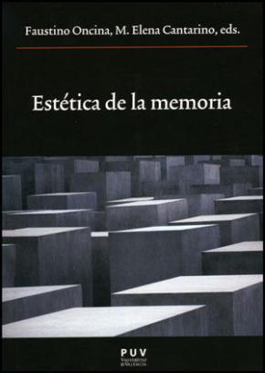 Portada de Estetica De La Memoria