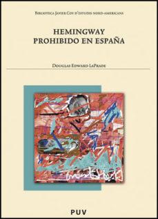 Portada de Hemingway Prohibido En España