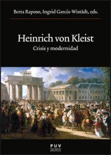 Portada de Heinrich Von Kleist