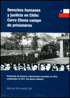 Portada de Derechos Humanos Y Justicia En Chile