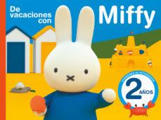 Portada de De Vacaciones Con Miffy – 2 Años (cuadernos De Actividades De Mif Fy)