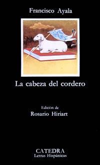 Portada de La Cabeza Del Cordero (5ª Ed.)