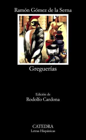 Portada de Greguerias (7ª Ed.)