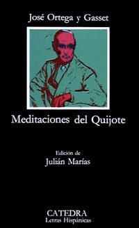 Portada de Meditaciones Del Quijote (2ª Ed.)