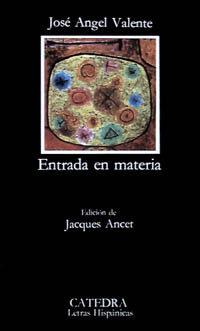 Portada de Entrada En Materia (2ª Ed.)