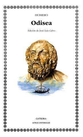 Portada de Odisea (2ª Ed.)
