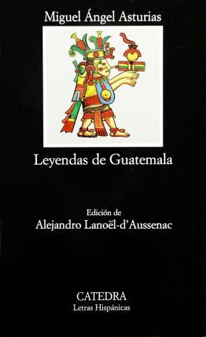 Portada de Leyendas De Guatemala (3ª Ed)