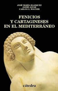 Portada de Fenicios Y Cartagineses En El Mediterraneo