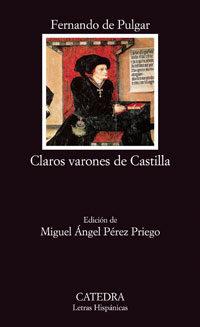Portada de Claros Varones De Castilla