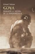 Portada de Goya Durante La Guerra De La Independencia