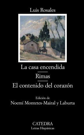 Portada de La Casa Encendida; Rimas; El Contenido Del Corazon