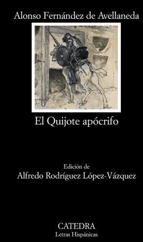 Portada de El Quijote Apocrifo