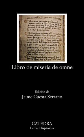 Portada de Libro De Miseria De Omne