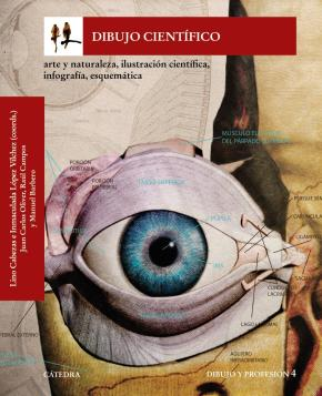Portada de Dibujo Cientifico: Arte Y Naturaleza, Ilustracion Cientifica, Infografia, Esquematica
