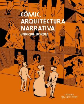 Portada de Comic, Arquitectura Narrativa
