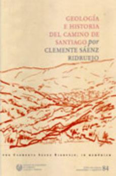 Portada de Geologia E Historia Del Camino De Santiago