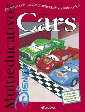 Portada de Cars (multieducativos)