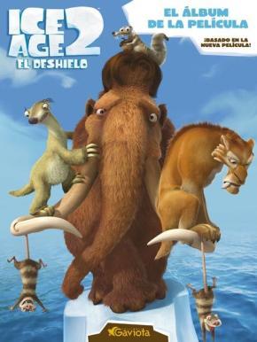 Portada de Ice Age 2: El Deshielo (album De La Pelicula)