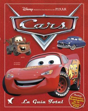 Portada de Cars (guia Total)