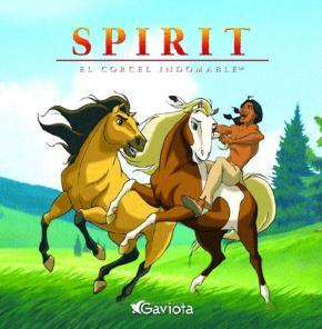 Portada de Spirit (libro De Lectura)