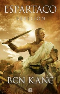Portada de Espartaco: Rebelion