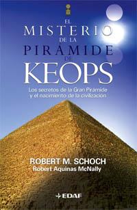 Portada de El Misterio De La Piramide De Keops
