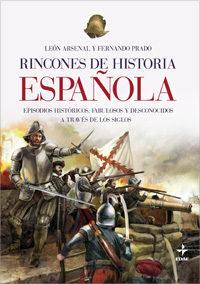 Portada de (Pe) Rincones De Historia Española