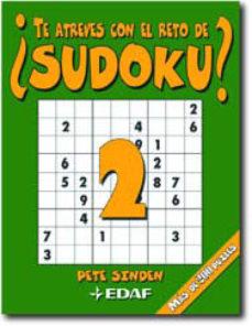 Portada de Te Atreves Con El Reto Del Sudoku
