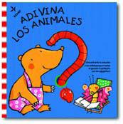 Portada de Adivina Los Animales
