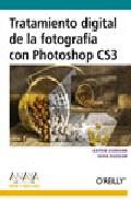 Portada de Tratamiento Digital De La Fotografia Con Photoshop Cs3