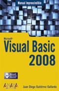 Portada de Visual Basic 2008 (manual Imprescindible)