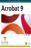 Portada de El Libro Oficial Acrobat 9 (diseño Y Creatividad)