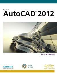 Portada de Autocad 2012 (diseño Y Programacion)