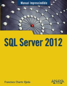 Portada de Sql Server 2012 (manual Imprescindible)
