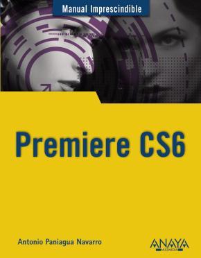 Portada de Premiere Cs6 (manual Imprescindible)