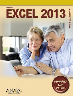 Portada de Excel 2013 (informatica Para Mayores)