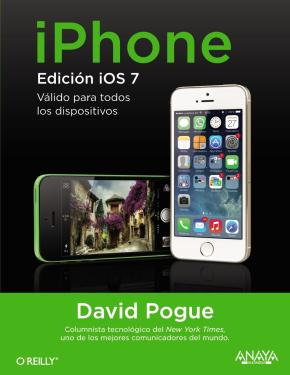 Portada de Iphone. Edicion Ios7