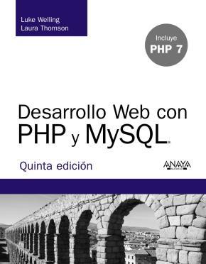Portada de Desarrollo Web Con Php Y Mysql (5ª Ed.)