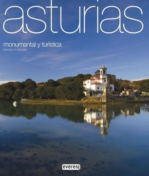 Portada de Asturias Monumental Y Turistica