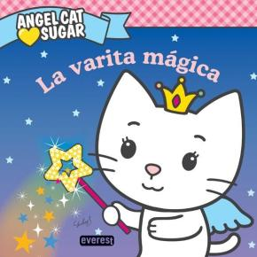 Portada de Angel Cat Sugar: La Varita Magica
