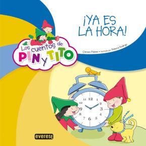 Portada de Los Cuentos De Pin Y Tito: ¡ya Es Hora!