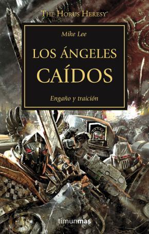 Portada de La Herejia De Horus 11: Los Angeles Caidos