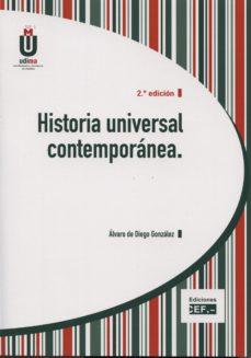 Portada de Historia Universal Contemporanea (2ª Ed.)
