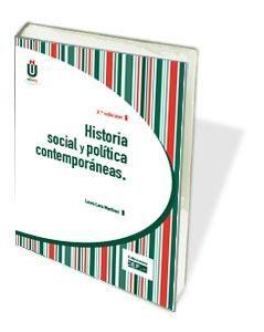 Portada de Historia Social Y Politica Contemporaneas